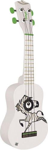Stagg US-ZEBRA - ukulele sopranowe