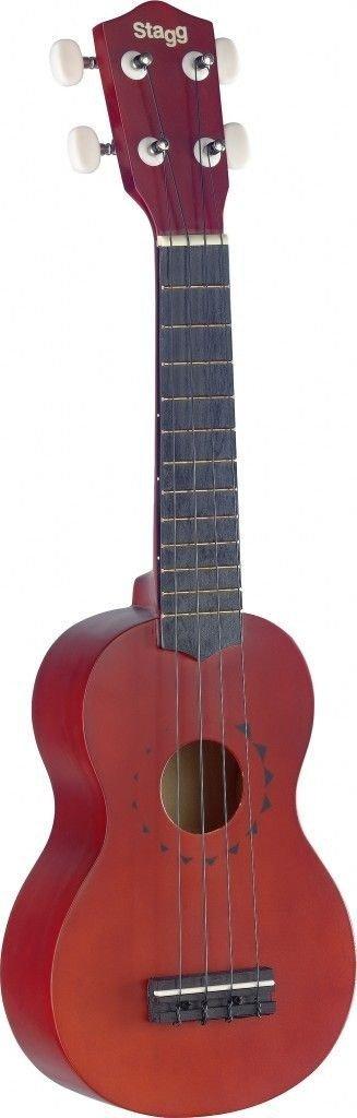 Stagg US10 TATTOO - ukulele sopranowe