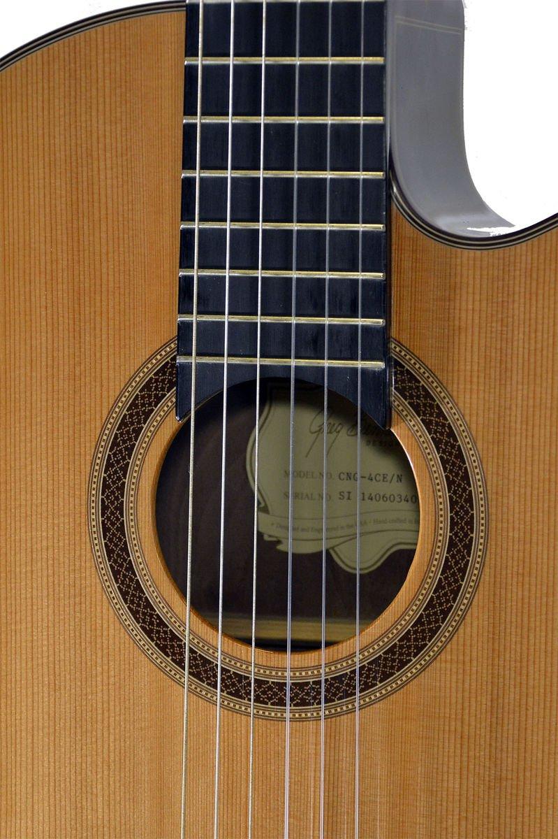 Samick CNG-4CE N - gitara elektroklasyczna