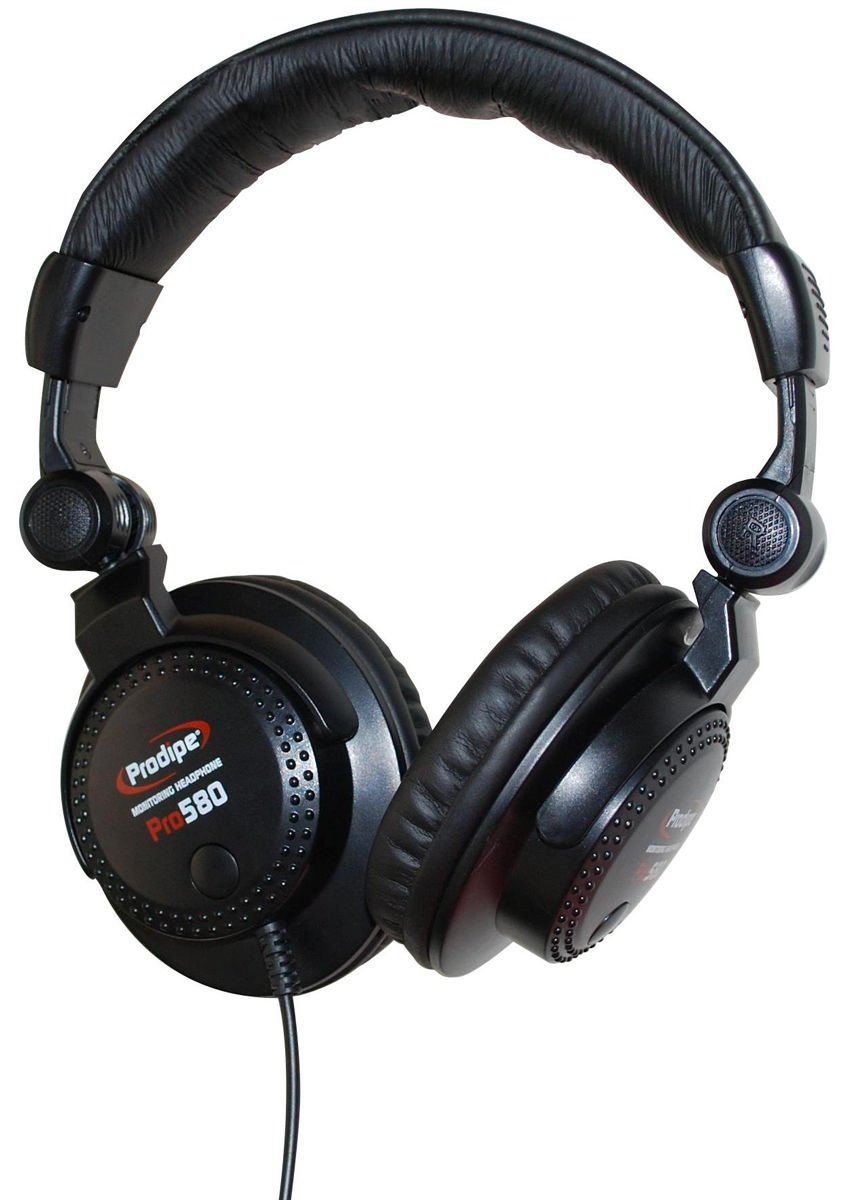 Prodipe Pro580 - słuchawki studyjne