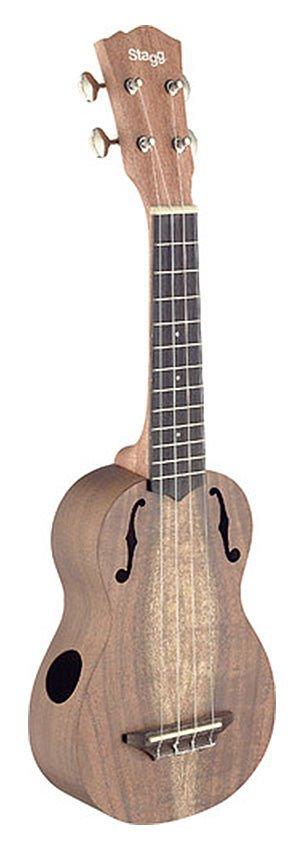 Stagg USX ACA S - ukulele sopranowe