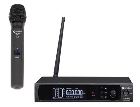 Prodipe M850 DSP SOLO UHF - zestaw bezprzewodowy