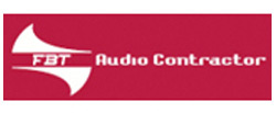 FBT Audio Contractor logo